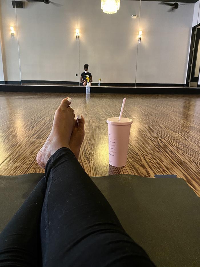 Charlotte Yoga studio