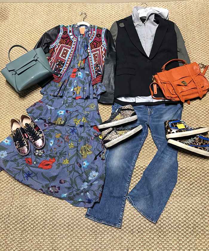 EDIT fall sale layered looks