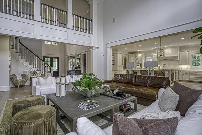 Josh McCown $3.4 million home for sale living area