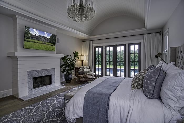 Josh McCown $3.4 million home for sale main bedroom
