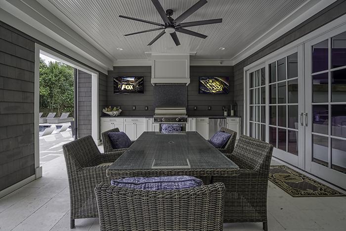 Josh McCown $3.4 million home for sale outdoor kitchen