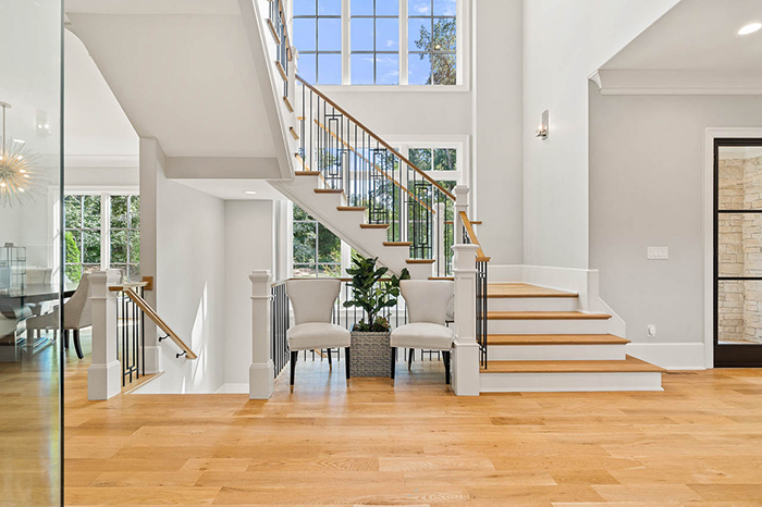 Mike Tolbert's house asks $2.4M stairs