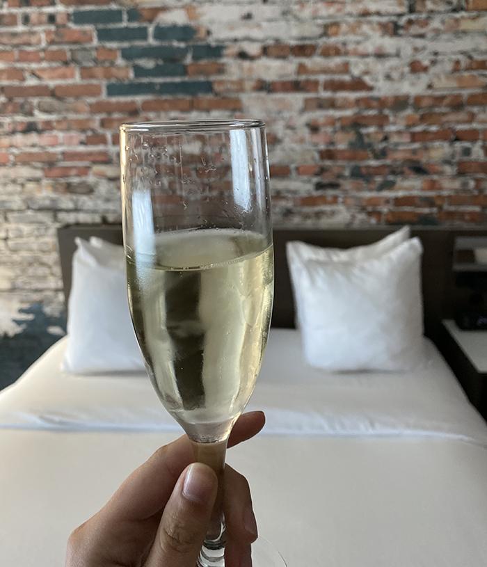 cambria hotel champagne