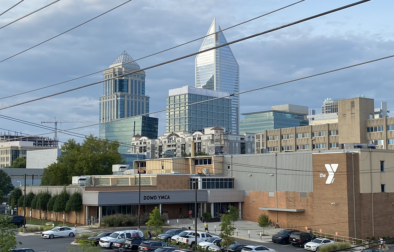 Back to the gym: What it's like to workout in Charlotte during the pandemic