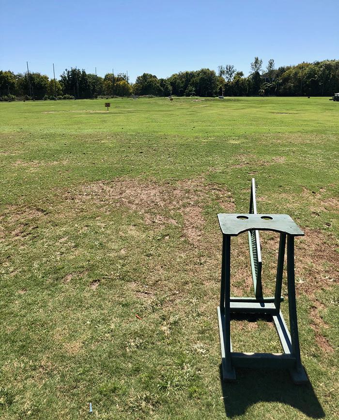 grass driving range golf village pineville charlotte