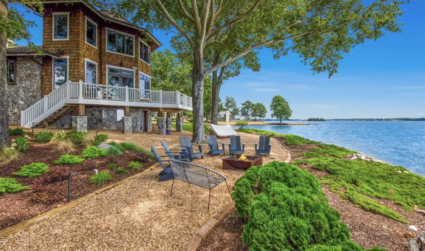8 stunning Airbnbs on the lake, starting at $300 a night