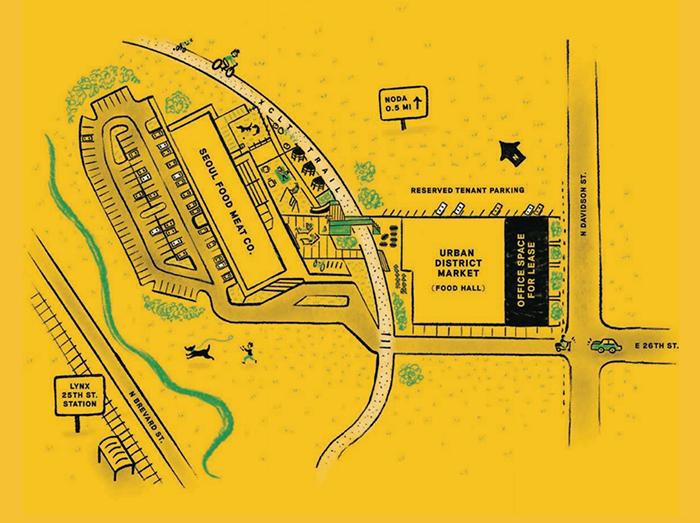 map new food hall