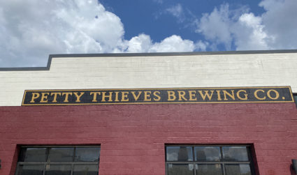 New brewery called Petty Thieves opens this weekend just north of Uptown