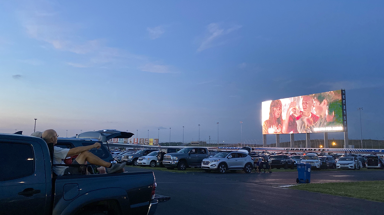 (ENDED) GIVEAWAY: Win tickets to the Charlotte Motor Speedway's Drive-In Concert series