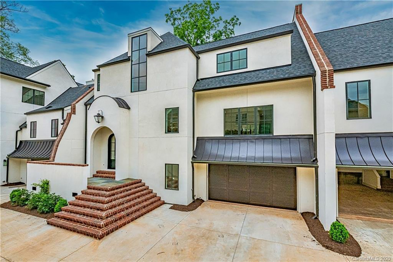 Hot homes: 10 condos and townhomes for sale in Charlotte, starting at $222K