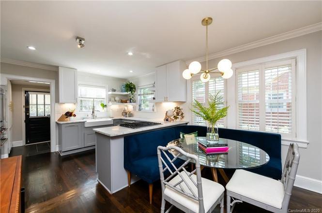2332 Shenandoah Ave kitchen nook