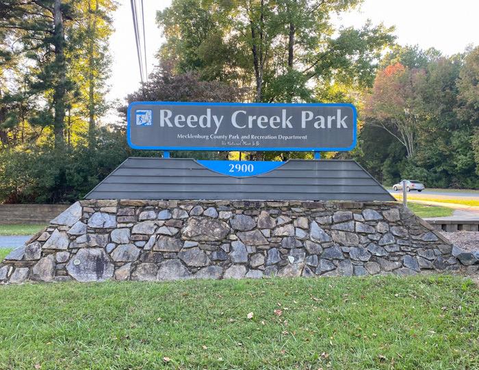 Reedy Creek Park Entrance