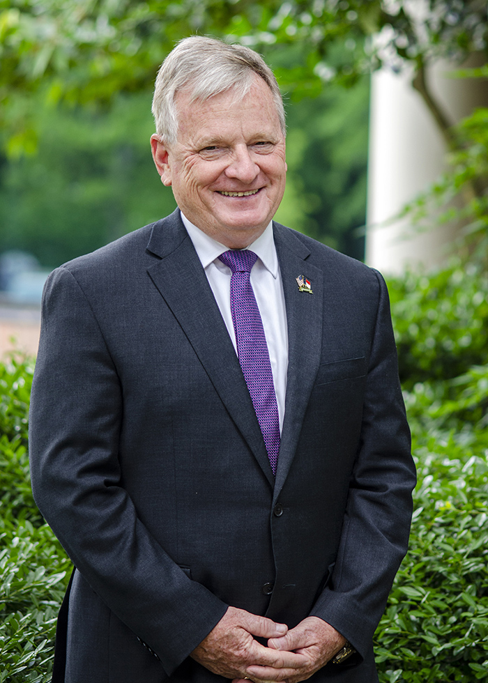 North Carolina State Treasurer Dale Folwell