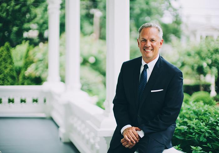 N.C. Lt. Governor Dan Forest