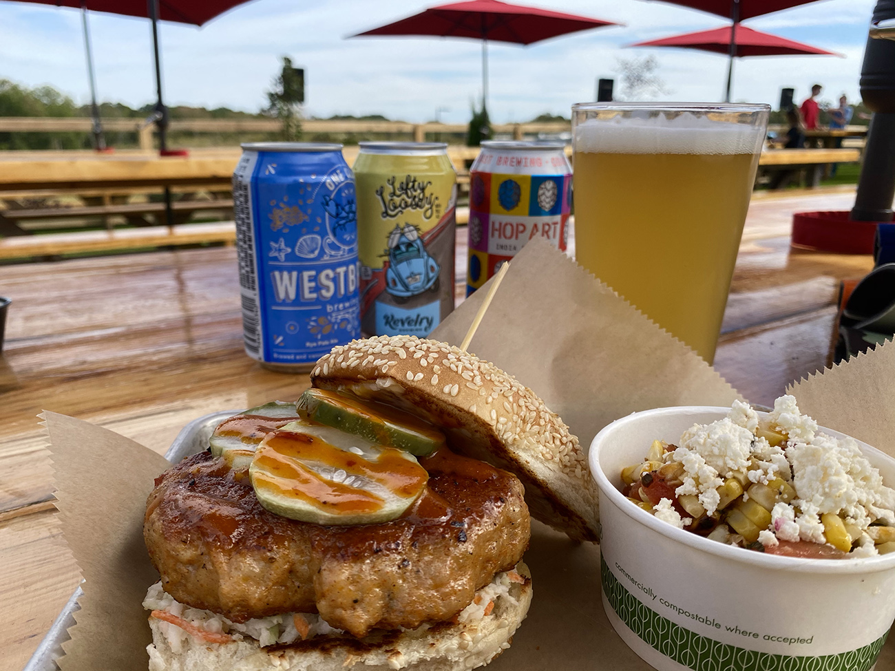 New Beer Garden With In House Butcher And Restaurant Opens Friday In Indian Land Charlotte Agenda