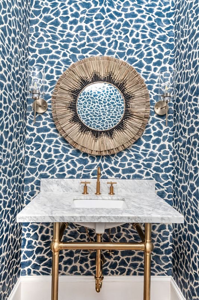 House of Nomad Powder Room 2