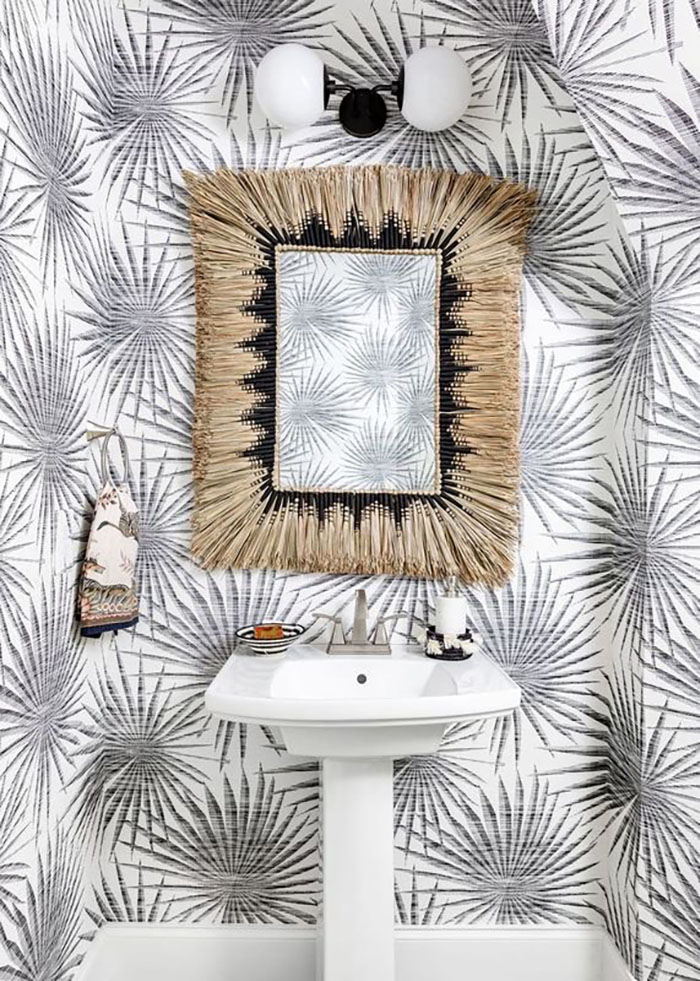 House of Nomad Powder room 1