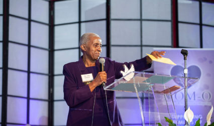 One Charlotte woman held vigils at almost 1,000 homicide scenes over 27 years. Ms. Judy, you're irreplaceable