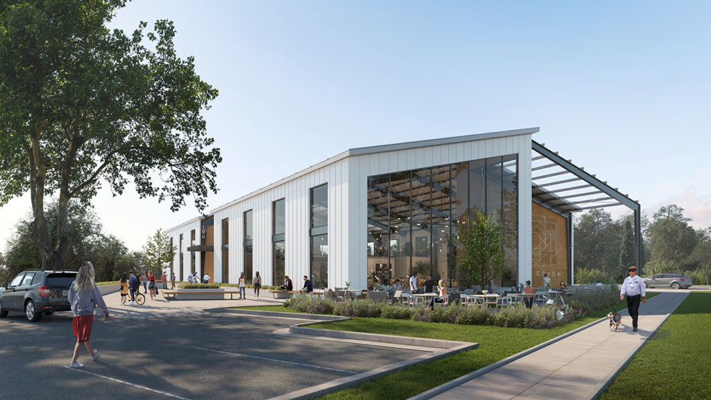 Four old warehouses in west Charlotte are getting an $80 million facelift