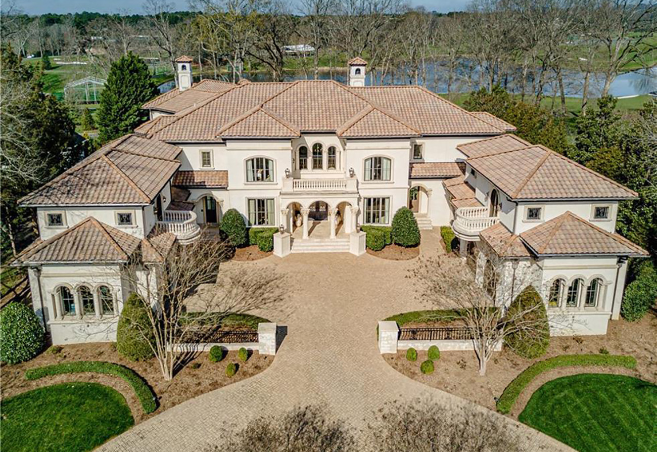 Panthers owner David Tepper buys John Fox's Quail Hollow mansion for $5.35 million