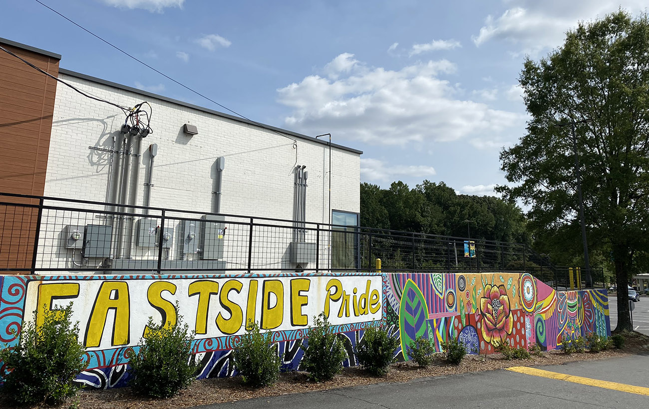 Two miles from Plaza Midwood, small local businesses find a place to call home