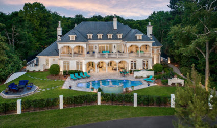 As Tepper moves into Quail Hollow, Felix Sabates moves out. Sabates' custom mansion asks $5.75M