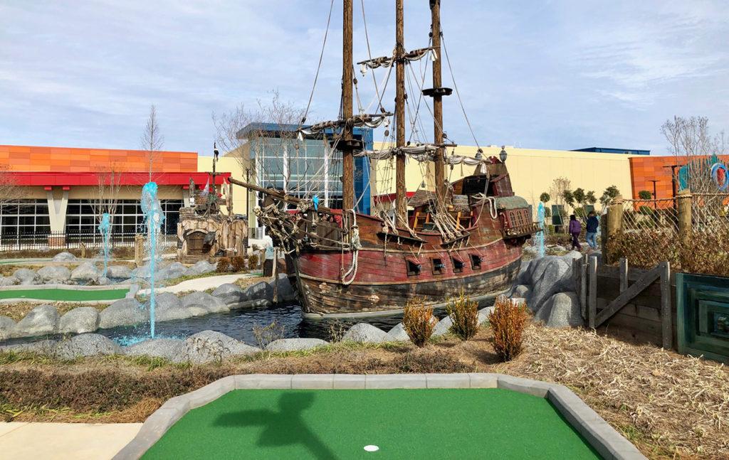 7 options for miniature golf around Charlotte