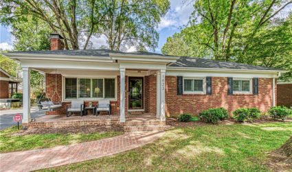 Hot Homes: 10 ranch-style houses for sale in Charlotte right now, starting at $199K