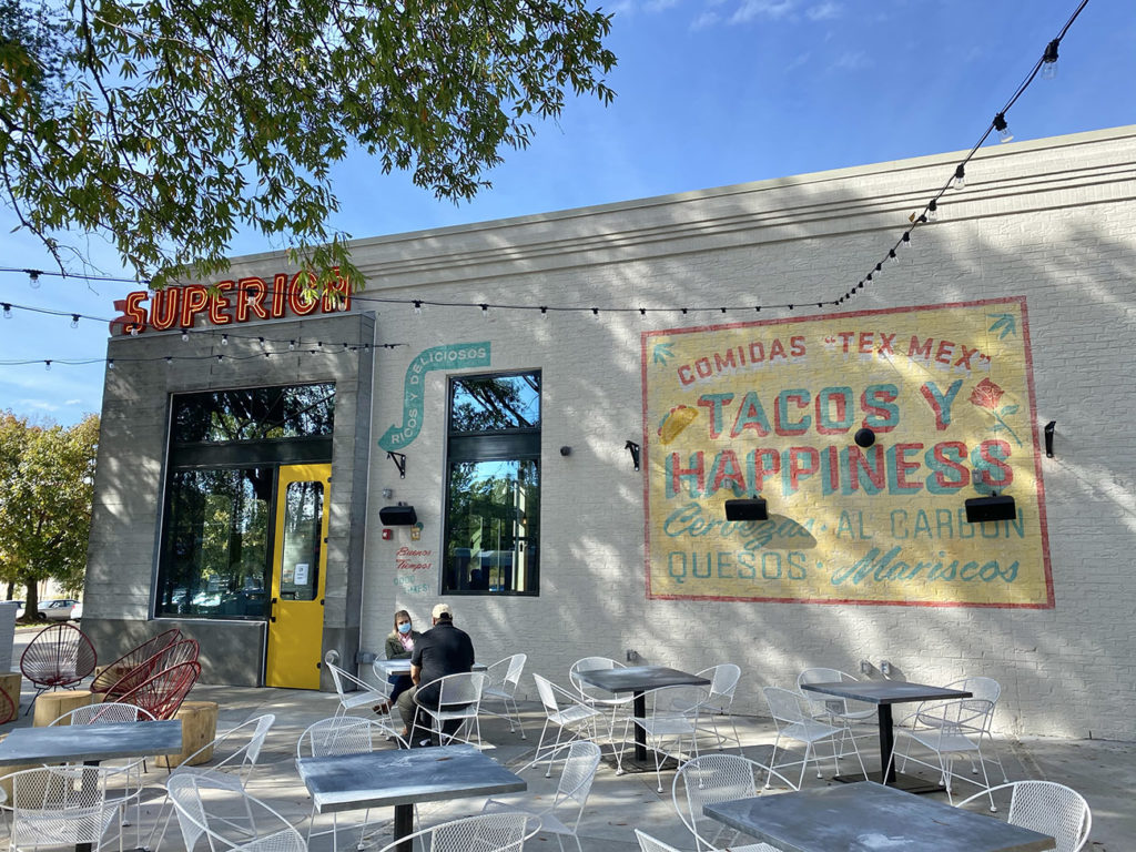 Tex-Mex favorite Superica opens soon in Strawberry Hill. Here's how to get free breakfast tacos