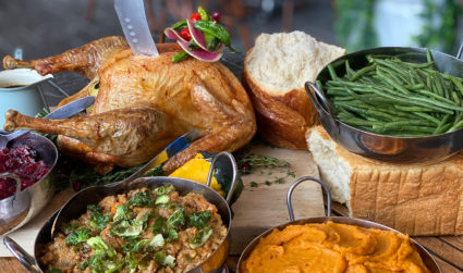 14 spots to get a Thanksgiving meal