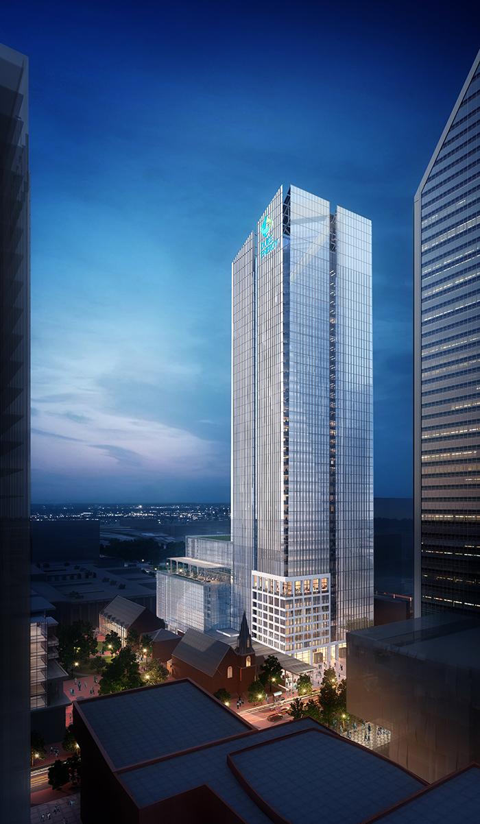 Charlotte Metro Tower