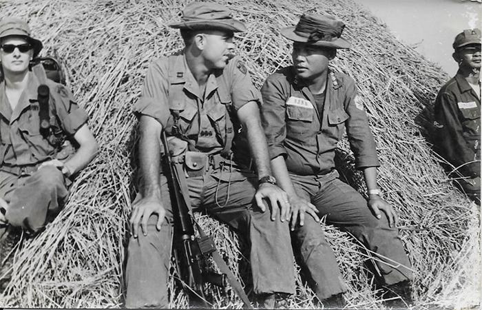 Howard Duvall Vietnam Vet