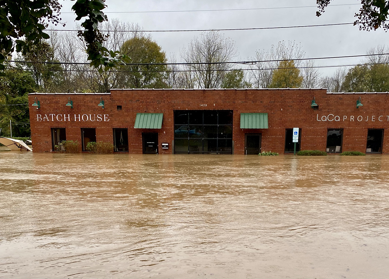 Record flooding hit the Charlotte area on Thursday. Here's how you can help