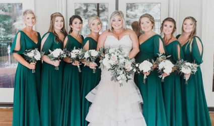 Plus Size Allure Bridals Trunk Show