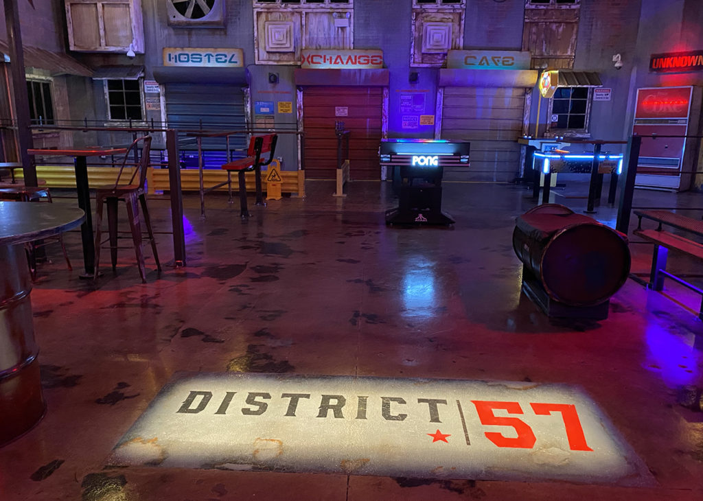 See inside: Immersive game bar District 57 is creating a new genre of entertainment