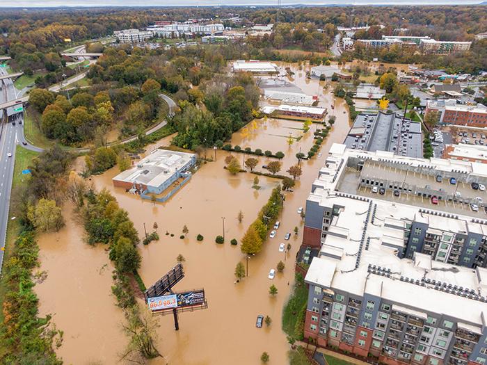 flooding 700