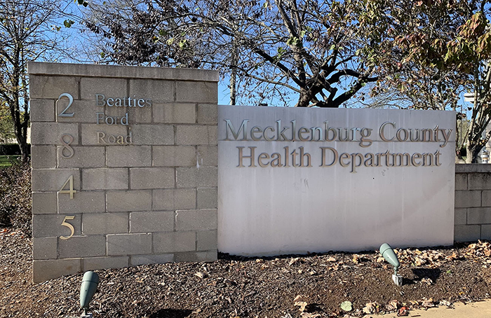 County Health Department on Beatties Ford