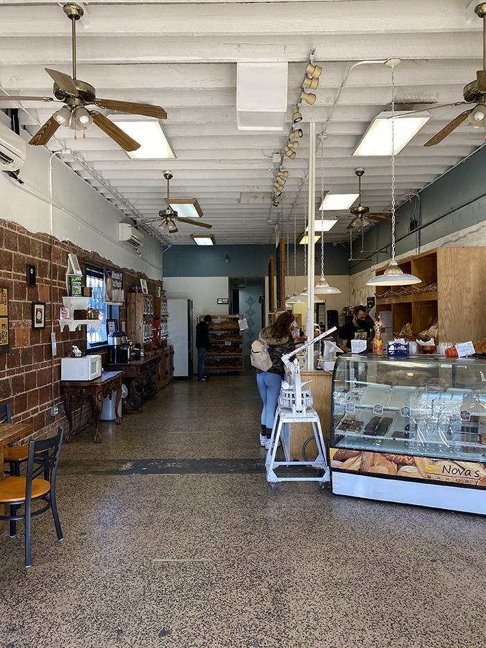 novas bakery plaza midwood
