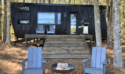 Home Tour: You can rent this tiny house in Rock Hill for $199 a night