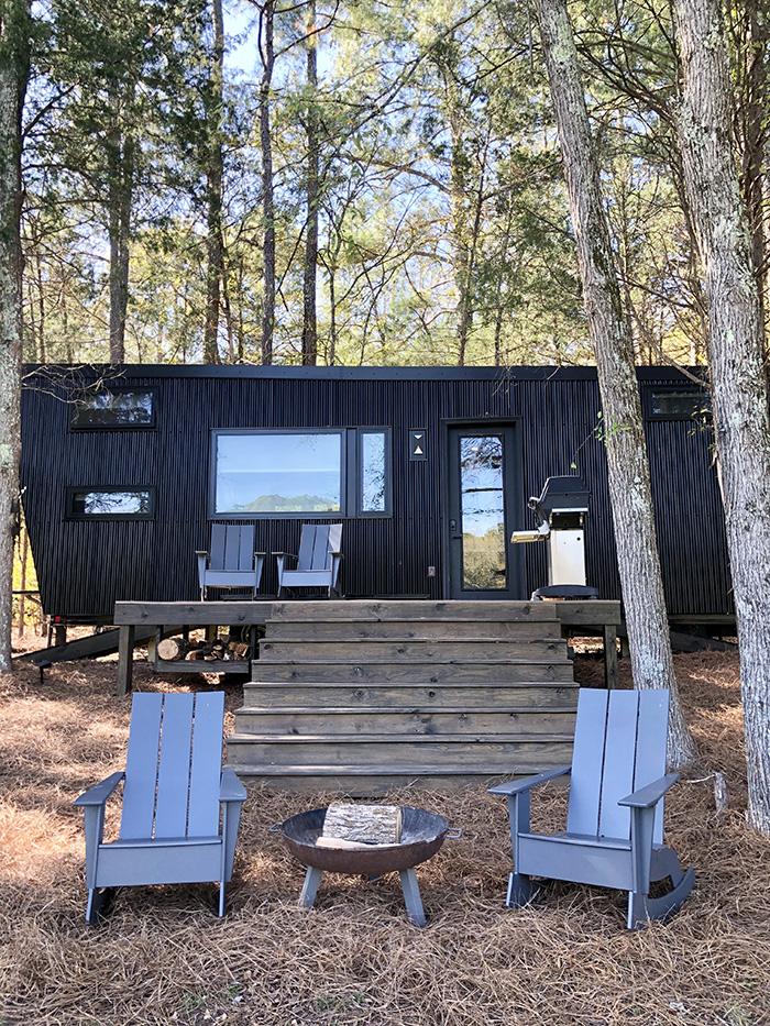 tiny house home tour exterior