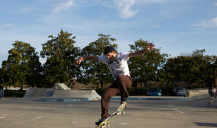Charlotte skateboarders fight to keep their 'home' at Eastland