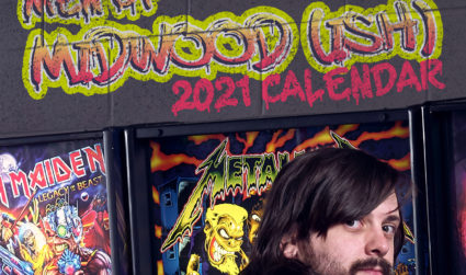 Local bartenders make hunky 2021 calendar to support struggling bars