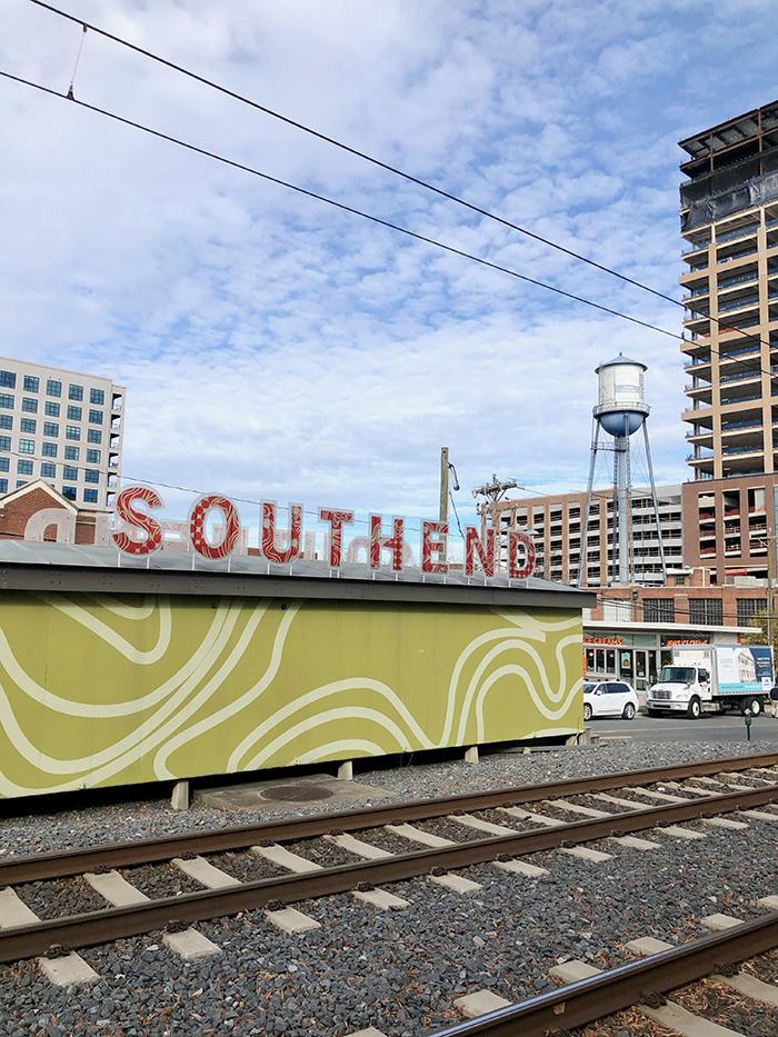 south end general shot