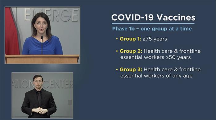 Cohen Covid Vaccine Update Dec 30