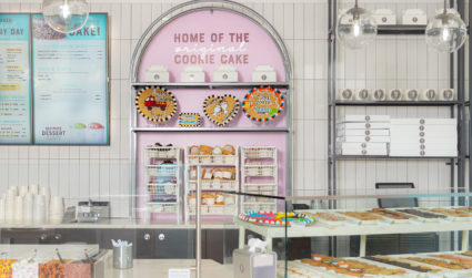 Build-your-own ice cream shop will open in former Nova's Bakery space