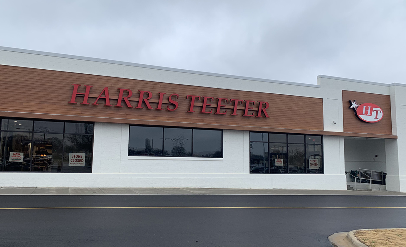 See inside: Harris Teeter reopens this week at Park Road Shopping Center