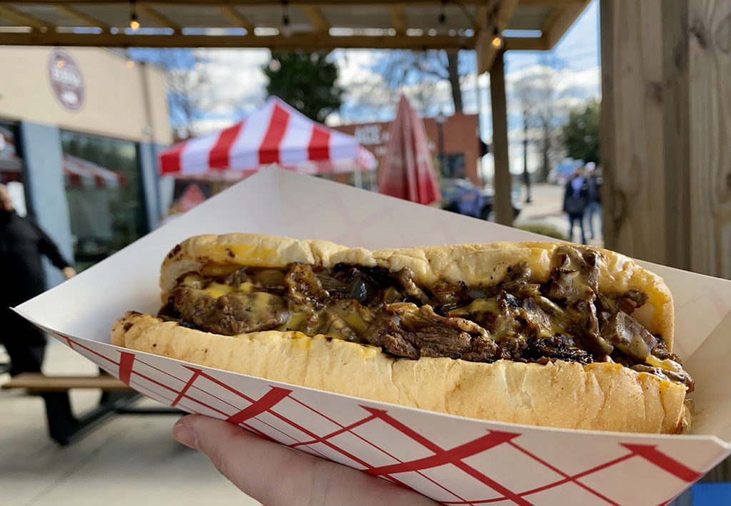 "Real-deal Philly cheesesteak ""whiz wit"" coming to Charlotte this spring"