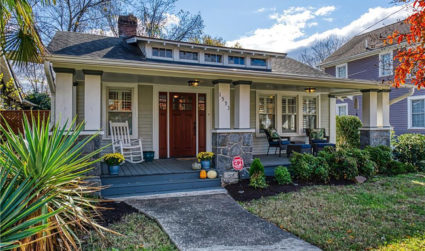 Hot homes: 6 houses for sale in Charlotte right now, starting at $250K