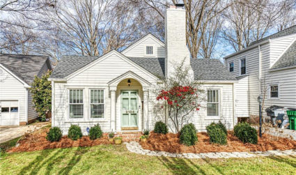 Hot homes: 5 houses for sale in Charlotte starting at $295K