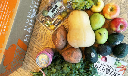 GIVEAWAY: Win $250 to Hungry Harvest, a waste-fighting food delivery service
